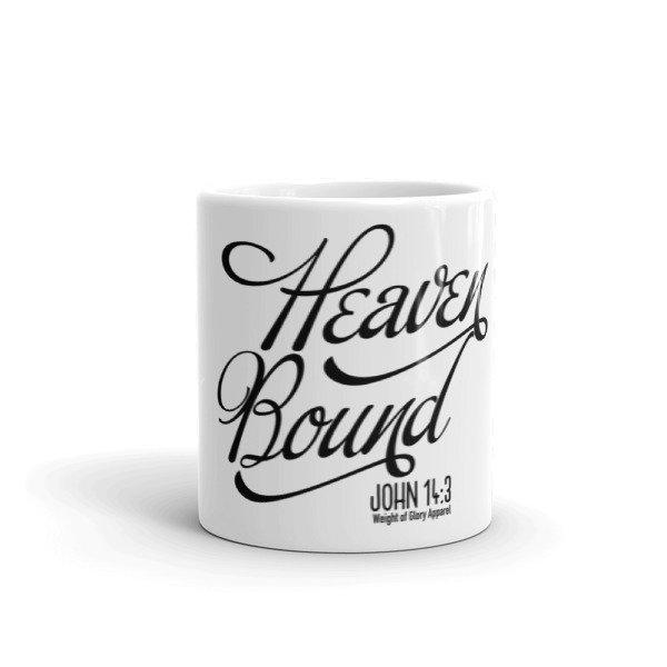 """Heaven Bound"" Mug"