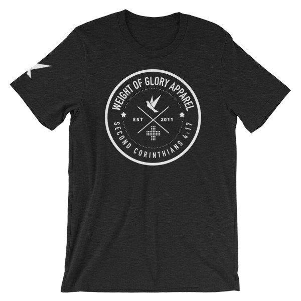 """Weight of Glory Logo Apparel"" Unisex T-Shirt"