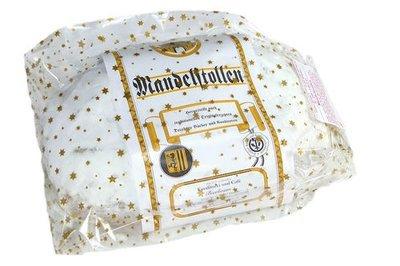 Bierbaum´s Mandelstollen im Geschenkkarton 1,0 Kg