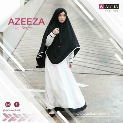 AZEEZA Gamis Set