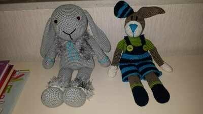 Hase Bunny und Bonny