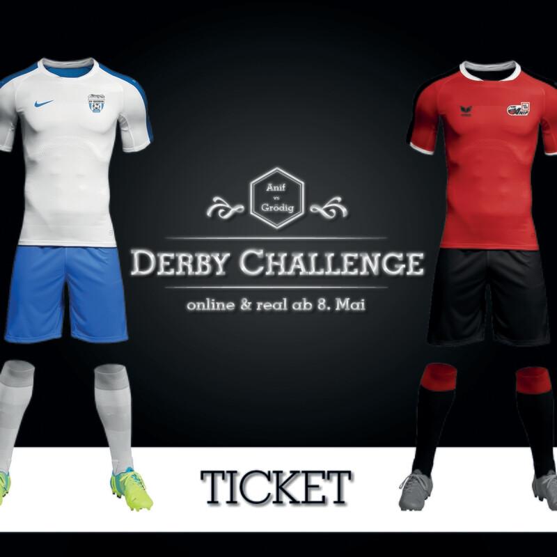 Derby Challenge Ticket