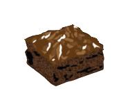 Brownie - Ghirardelli Chocolate