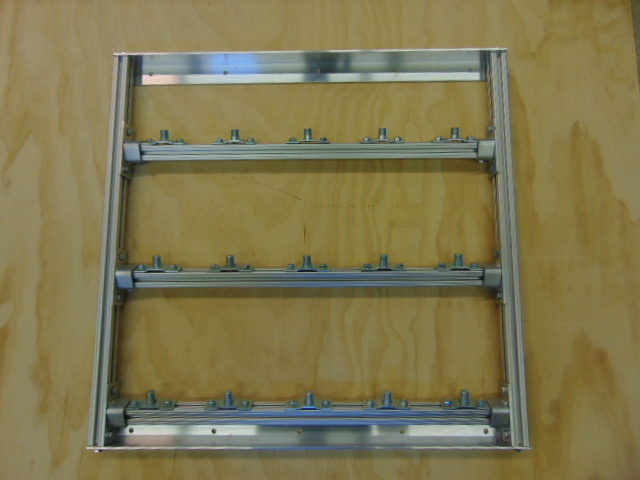Air Tool Holder Rack