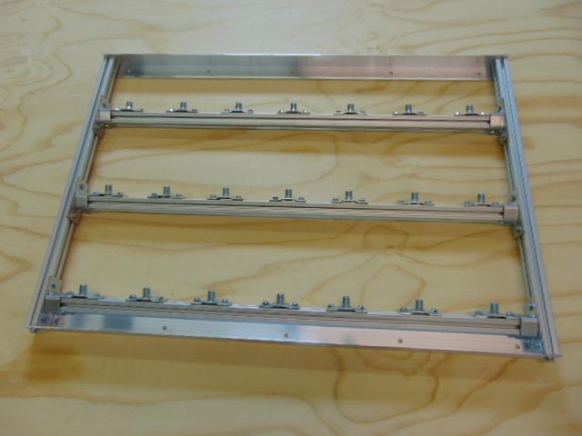 Large Air Tool Holder Rack
