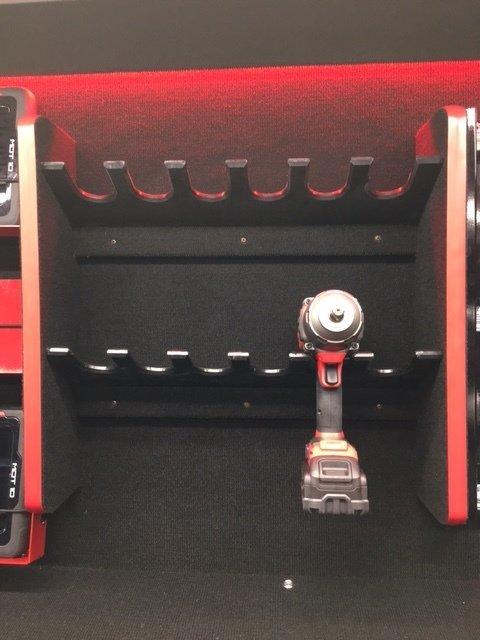 Cordless Tool Rack