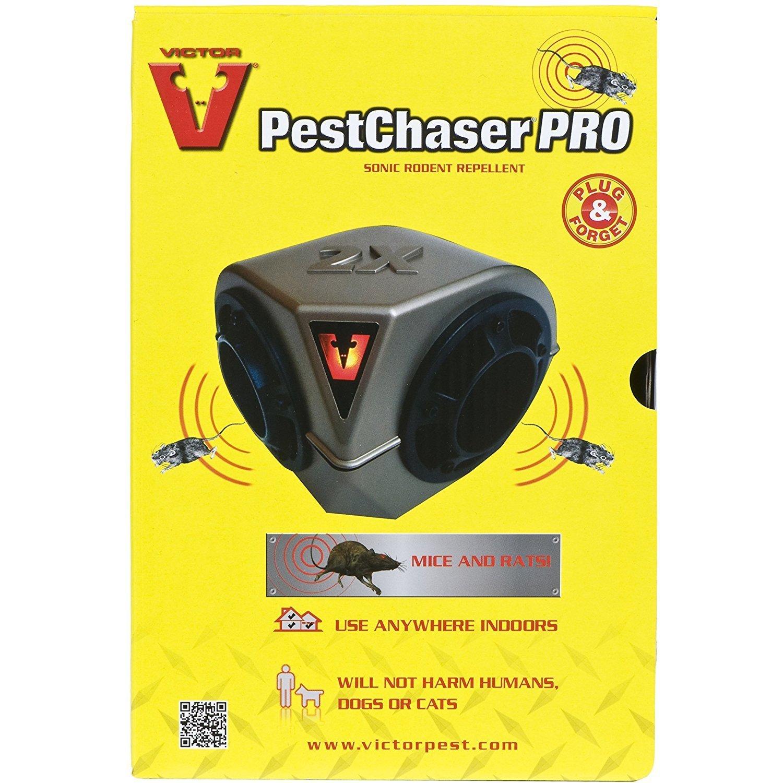 Victor PestChaser Pro - Kraftig mus og rottejager