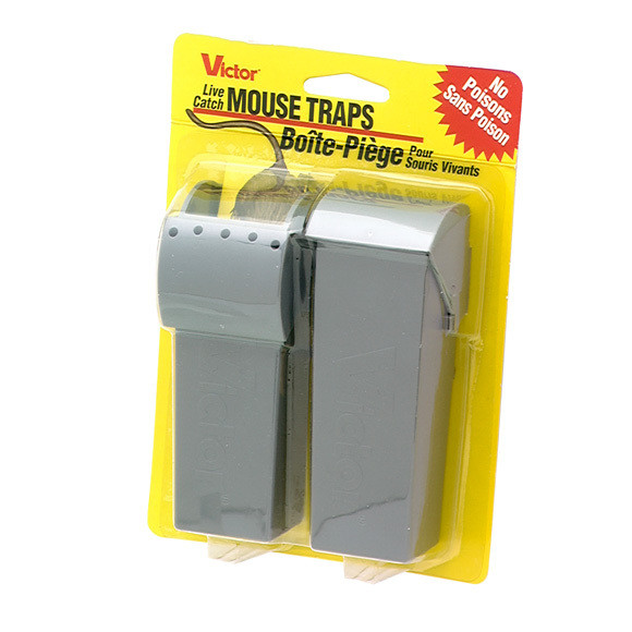 Victor Live Catch Mouse Traps