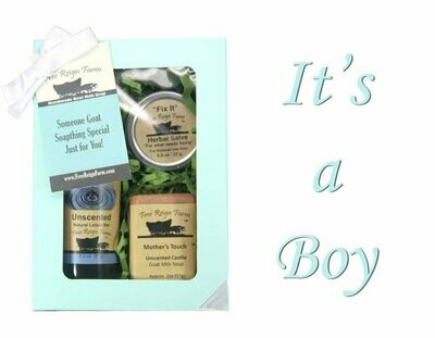 <strong>Baby Boy Gift Set </strong><br> Perfect if It's a Boy!