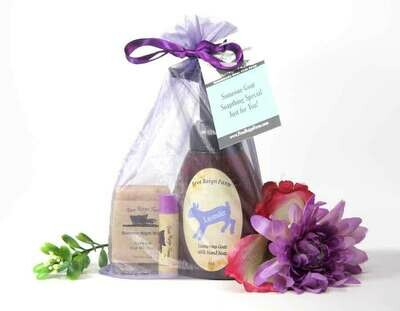 <strong>Lavender Gift Set </strong><br> Perfect Gift for Lavender Lovers!