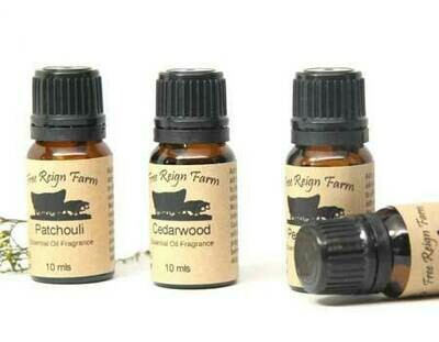 Pure Essential Oils by Free Reign Farm