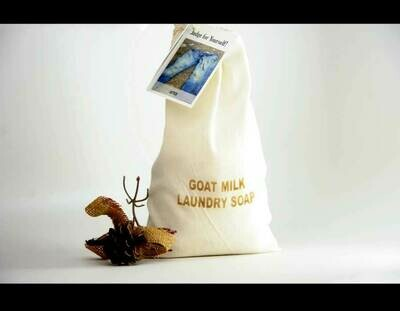 <strong>Goat Milk Laundry Soap  </strong><br> Amazing Cleaning Power for Clothes