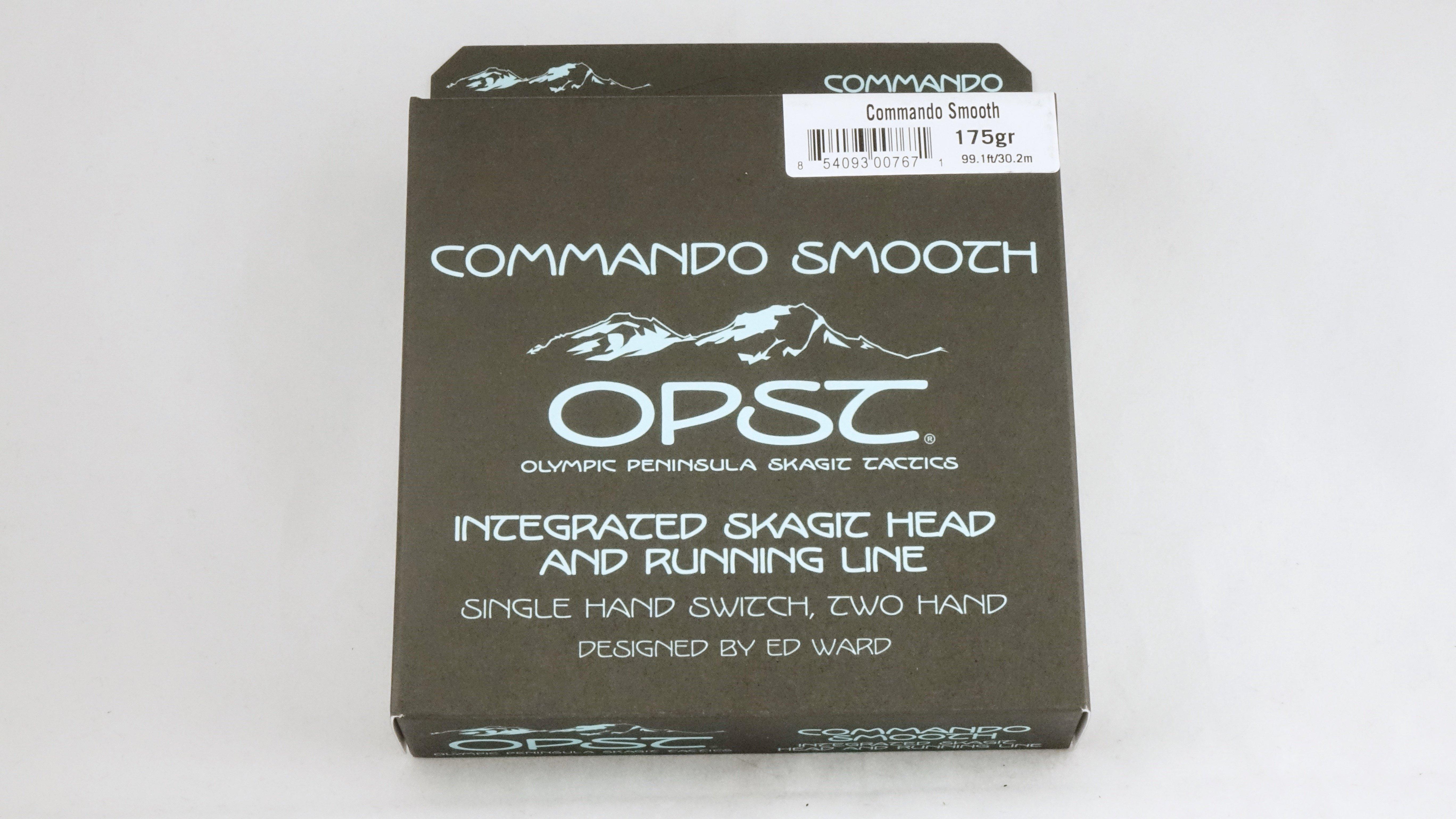 Commando Smooth (Integrated)