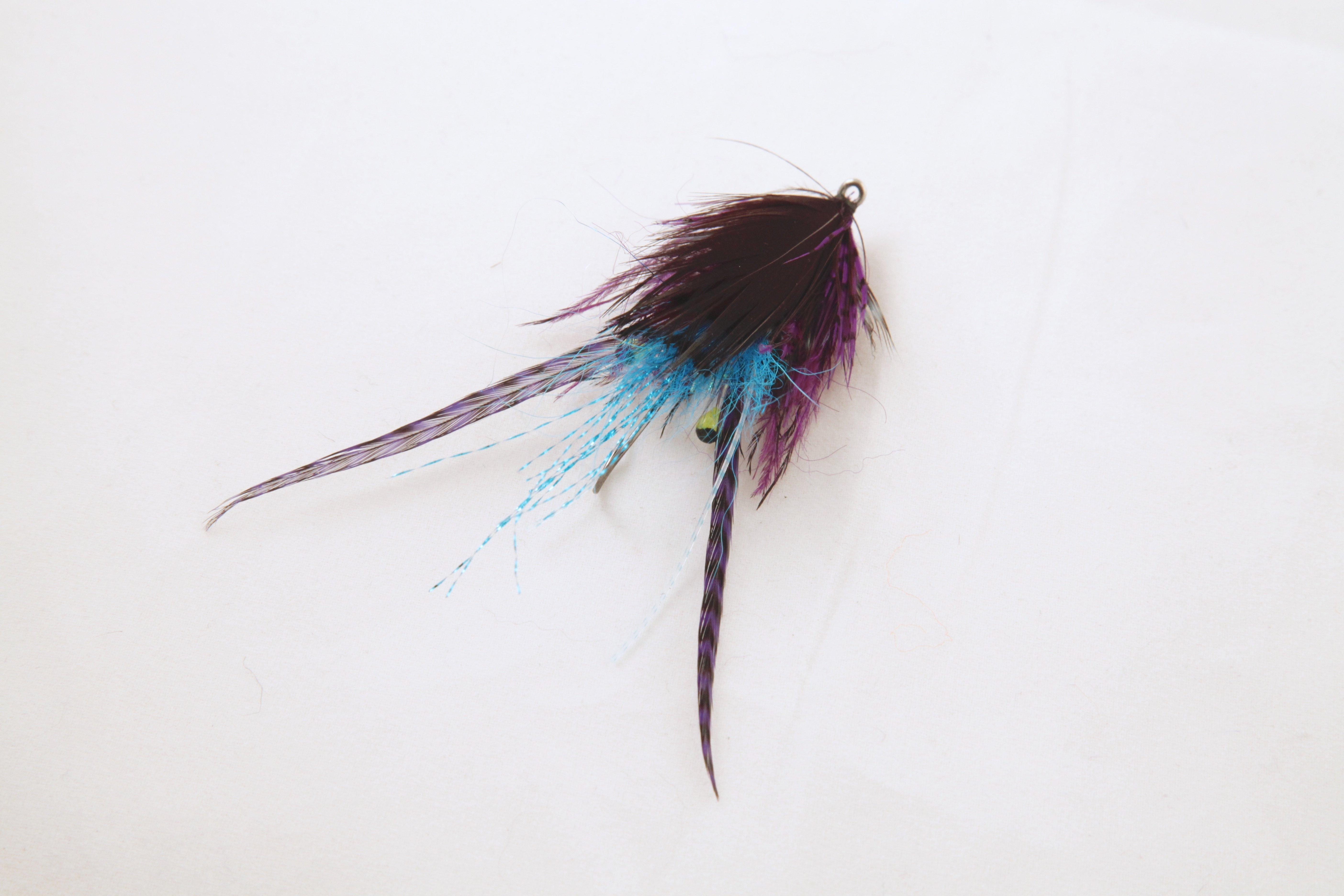 Purple/King Blue