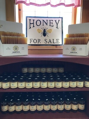 HONEY from our beekeeper