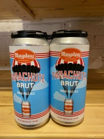 Parachute Brut IPA 4pack 7.3%ABV