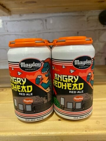 Angry Redhead 6-pack 6%ABV