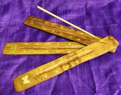 Wooden Incense Sleds