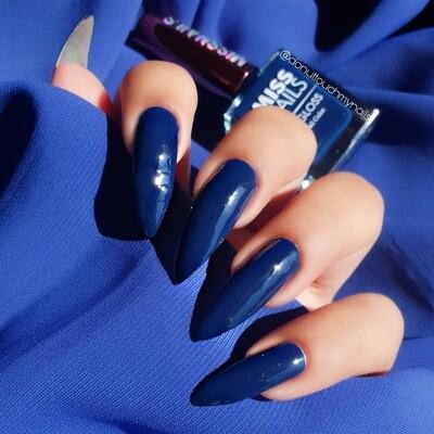 Hi-Gloss Smoky Blue