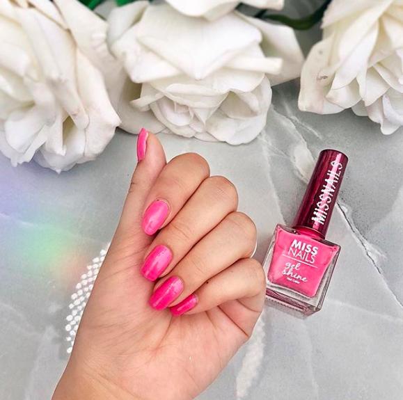Gel Shine Still Pink