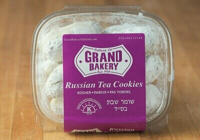 Grand Bakery Russian Tea Cookies