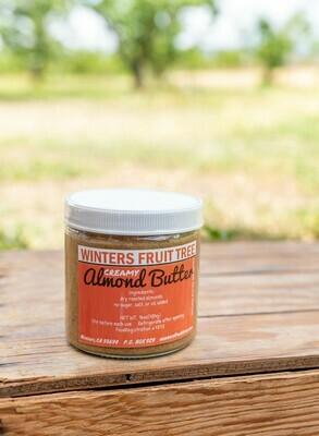 Almond Butter Creamy 16 oz
