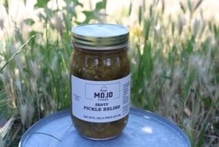 Mojo Zesty Pickle Relish(sweet)