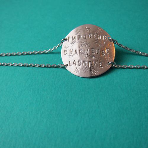 Bracelet Doubles Chaînes - Argent