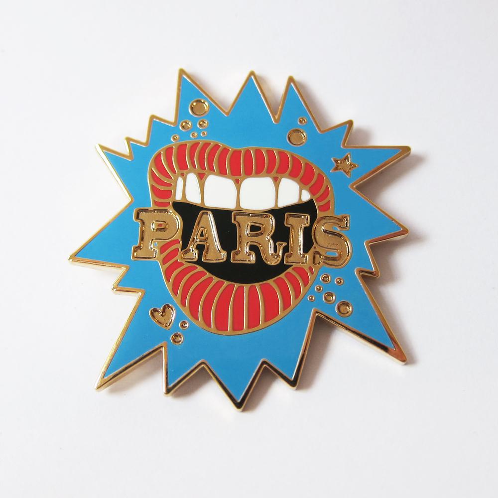 Pin's Paris