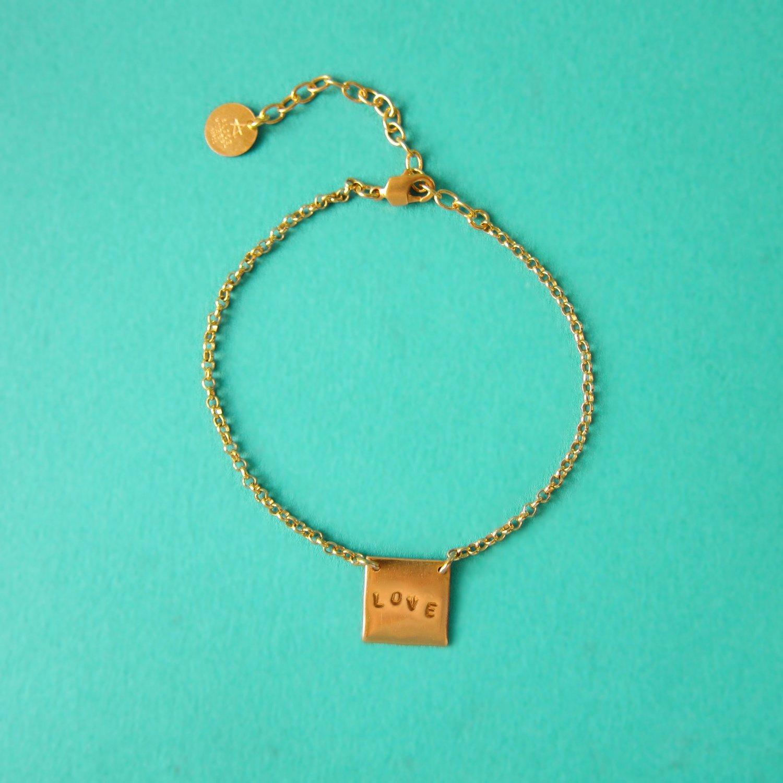 Bracelet Love - Or