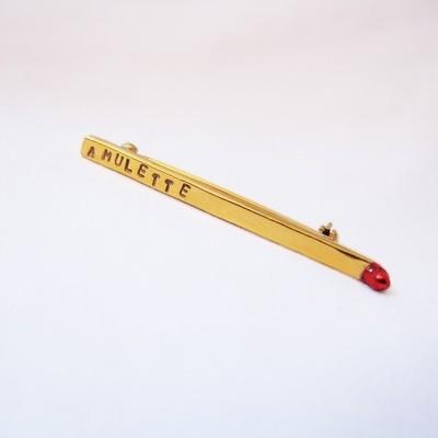 Broche Amulette