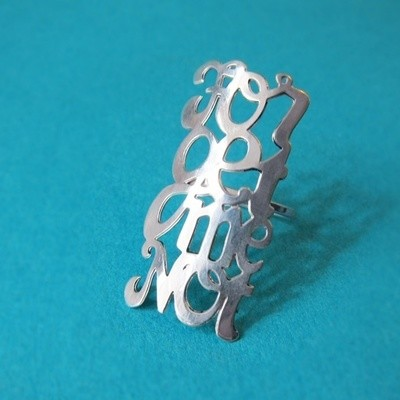 Bague Forget Me Not