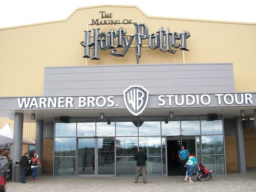 Warner Brothers 'Making of Harry Potter' - 11 hour tour HP