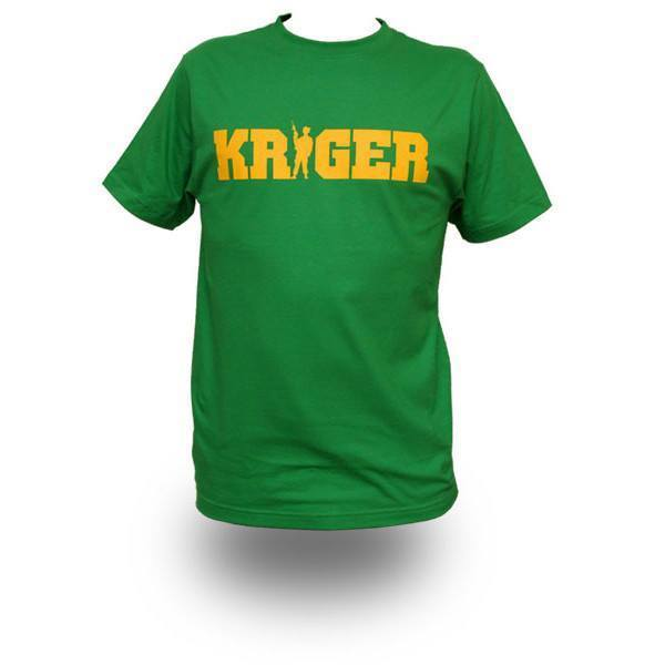 KRIGER, T-shirt - *LARGE* -  Limited Summer Edition