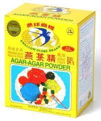 Agar-agar Swallow