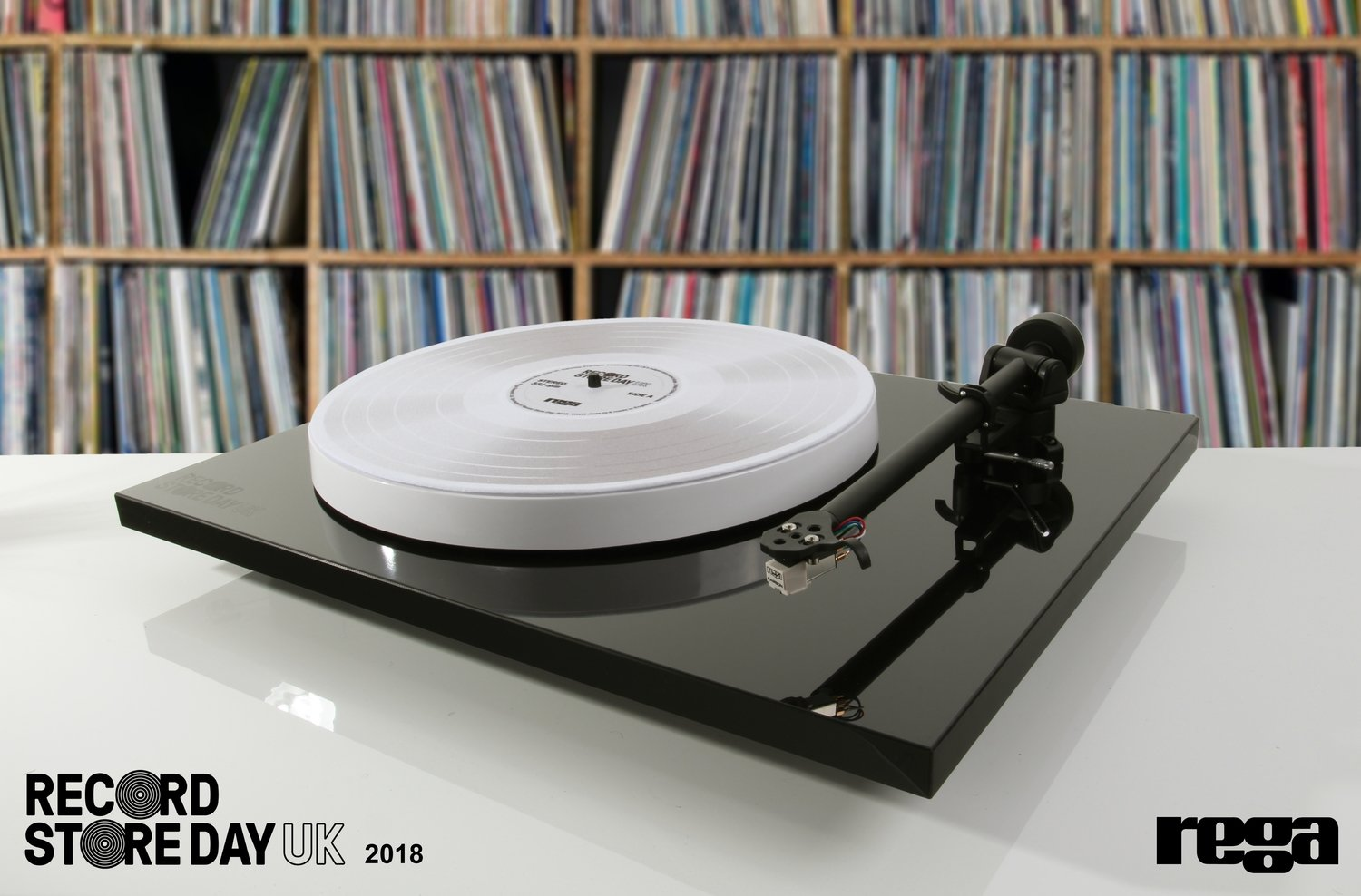 Rega RSD 18 Turntable (Limited to just 500)