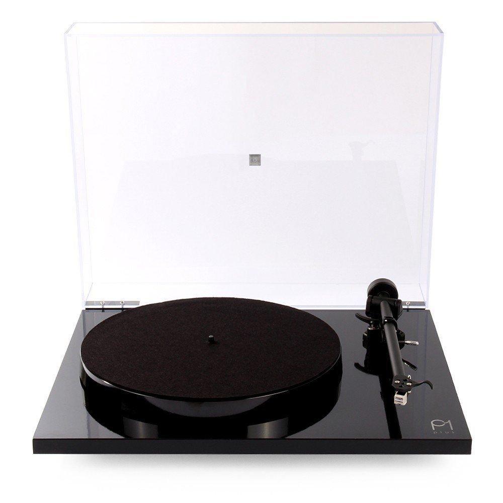 Rega Planar 1 Plus Turntable (Black or White Gloss)