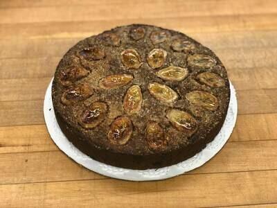 Gluten Free Banana Buckwheat Cake