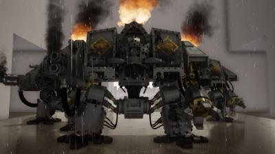 The Warhammer 40k Dreadnought Set