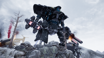 The Warhammer 40,000 Imperial Knight Tutorial