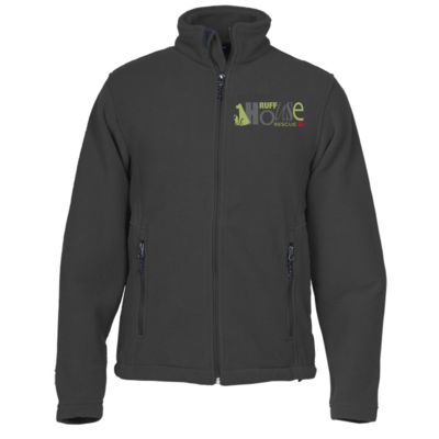 RHR Fleece Zip Up Jacket
