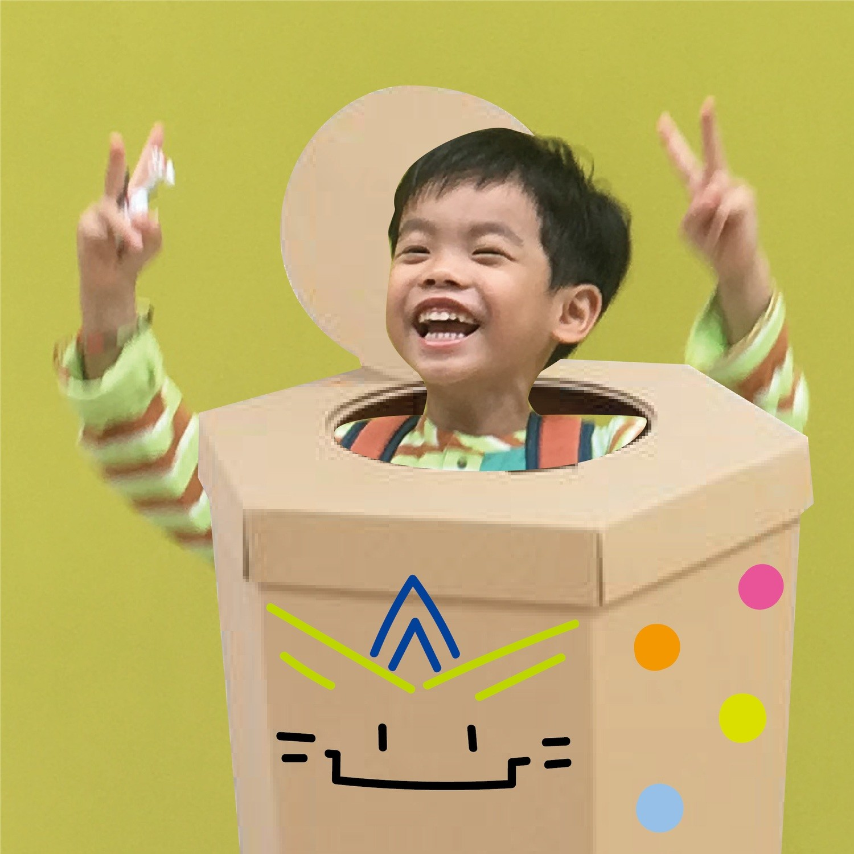 活着如初狂熱集合日-小小紙箱人大創作
