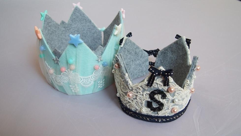 REdesign1003 兒童生日帽