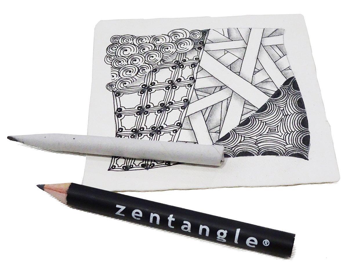 Zentangle®禪繞整套課程 (補錢上另外4堂)