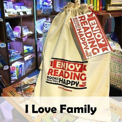 【I Love Family】HappyBag