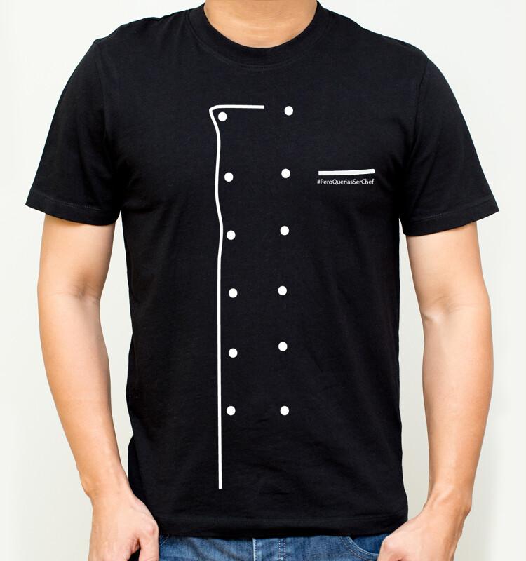 Playeras Chef Diferentes Diseños