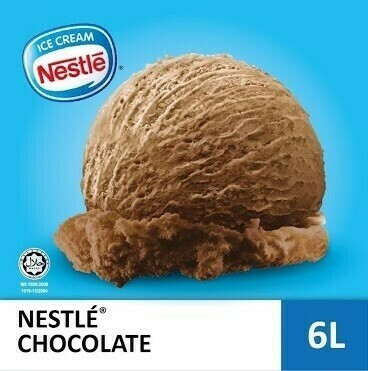 NESTLÉ CHOCOLATE 6 Litre