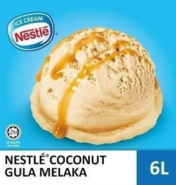 NESTLÉ COCONUT GULA MELAKA 6 Litre
