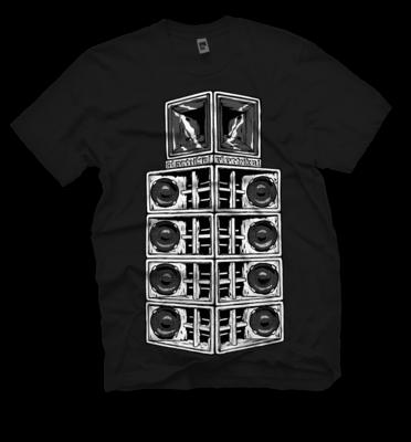 Danley Stack B&W | Preorder