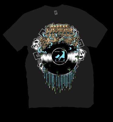 Panda Vinyl | Black | Preorder